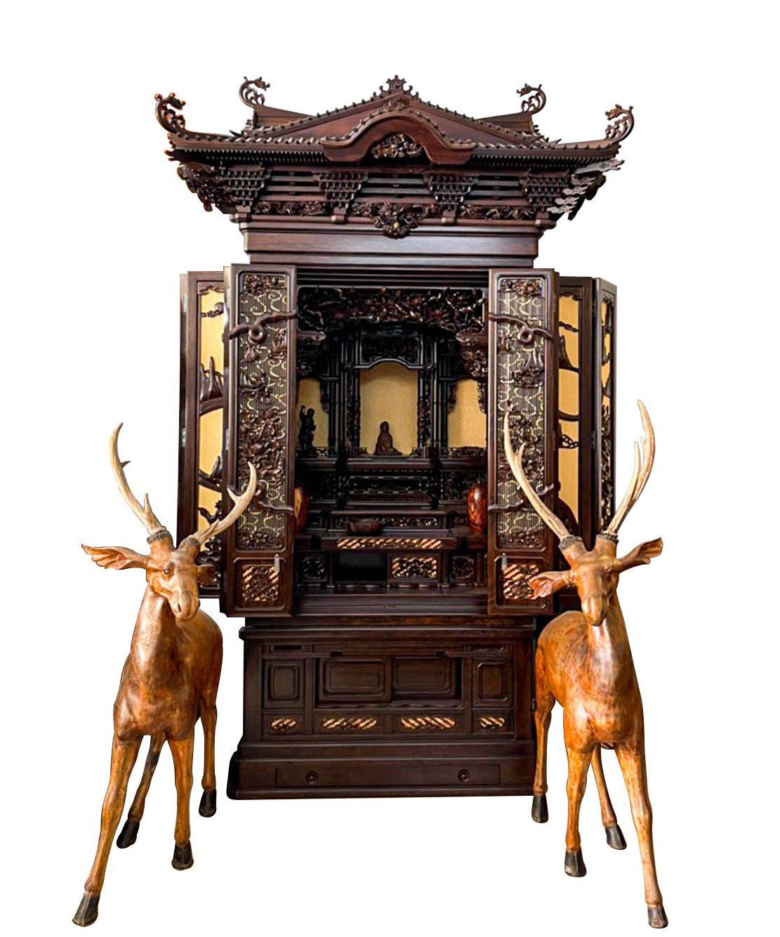tủ thờ Nhật